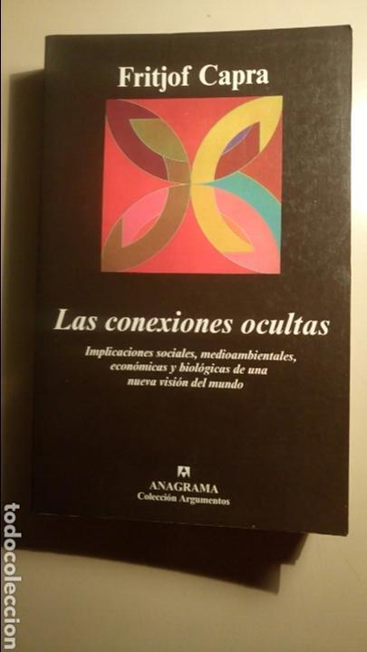 libro conexiones ocultas fritjof capra