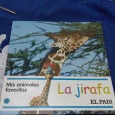 Libros de segunda mano: MIS ANIMALES FAVORITOS Nº 18. LA JIRAFA. EST23B6. Lote 65818410