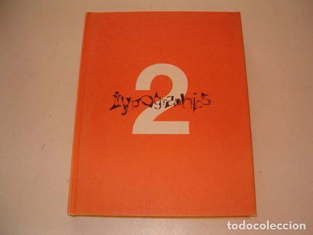ROGER WALTON. TYPOGRAPHICS 2. CYBERTYPE. ZINE + SCREENS. RM77366. (Libros de Segunda Mano - Bellas artes, ocio y coleccionismo - Otros)