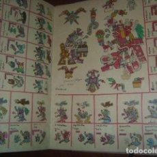 Libros de segunda mano: CODICE BORBONICO,MANUSCRITO MEXICANO DE LA BIBLIOTECA DEL PALAIS BOURBON. Lote 175533109