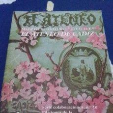 Libros de segunda mano: EL ATENEO DE CÁDIZ. EST24B6. Lote 66288530