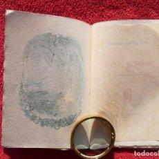 Libros de segunda mano: SONETOS. NUM. 38/50. SEBASTIAN SÁNCHEZ JUAN. 1 AGUAFUERTE, MARTA RIBAS. E. JOSÉ PORTER. BCN 1949. Lote 66449082