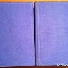 Libros de segunda mano: MATERIALES DE INVESTIGACIÓN 2 VOLS. (TORTAJADA / AMANIEL 1952) SIN USAR. Lote 66454170