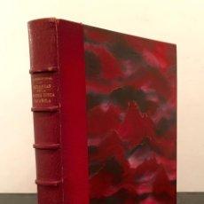 Libros de segunda mano: MENÉNDEZ PIDAL, RAMÓN. RELIQUIAS DE LA POESÍA ÉPICA ESPAÑOLA. DEDICATORIA MADRID, ESPASA-CALPE, 1951. Lote 66472938