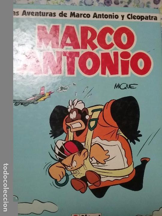 LAS AVENTURAS DE MARCO ANTONIO Y CLEOPATRA. (Libros de Segunda Mano - Literatura Infantil y Juvenil - Otros)