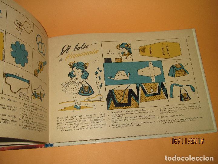 Libros de segunda mano: Primeras Labores de MARUJITA Colección Alta Costura para Chiquitinas, Editorial MOLINO del Año 1948 - Foto 2 - 66498470