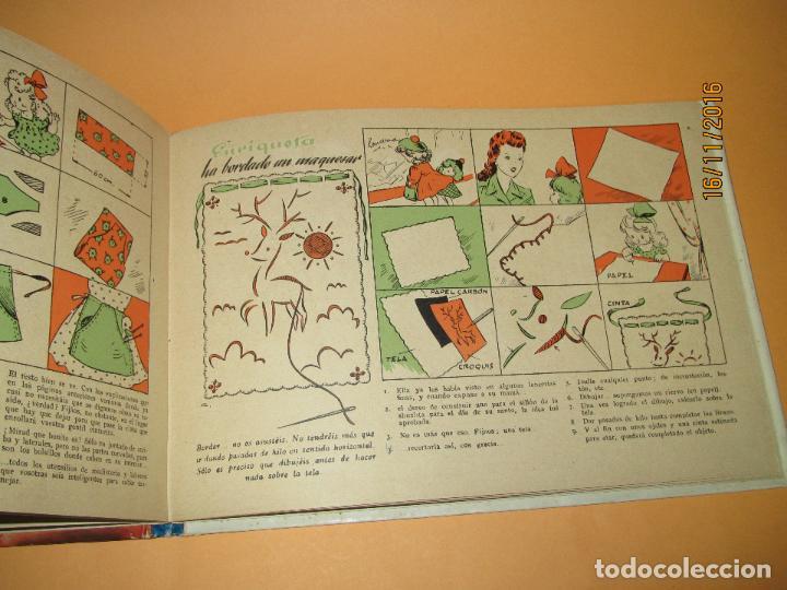 Libros de segunda mano: Primeras Labores de MARUJITA Colección Alta Costura para Chiquitinas, Editorial MOLINO del Año 1948 - Foto 3 - 66498470