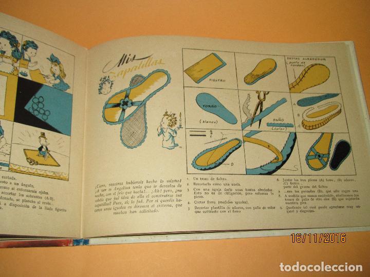 Libros de segunda mano: Primeras Labores de MARUJITA Colección Alta Costura para Chiquitinas, Editorial MOLINO del Año 1948 - Foto 4 - 66498470