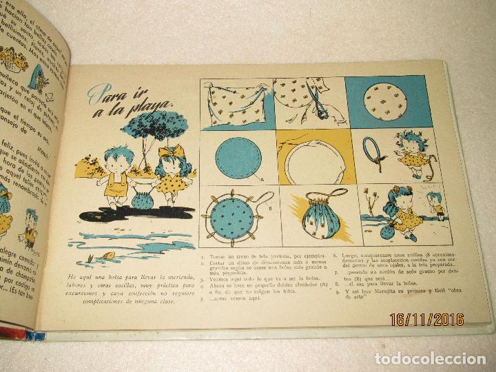 Libros de segunda mano: Primeras Labores de MARUJITA Colección Alta Costura para Chiquitinas, Editorial MOLINO del Año 1948 - Foto 7 - 66498470