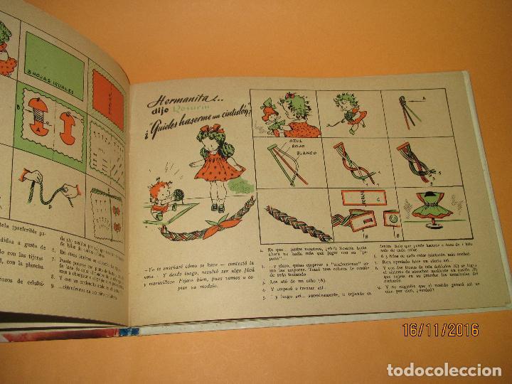 Libros de segunda mano: Primeras Labores de MARUJITA Colección Alta Costura para Chiquitinas, Editorial MOLINO del Año 1948 - Foto 14 - 66498470