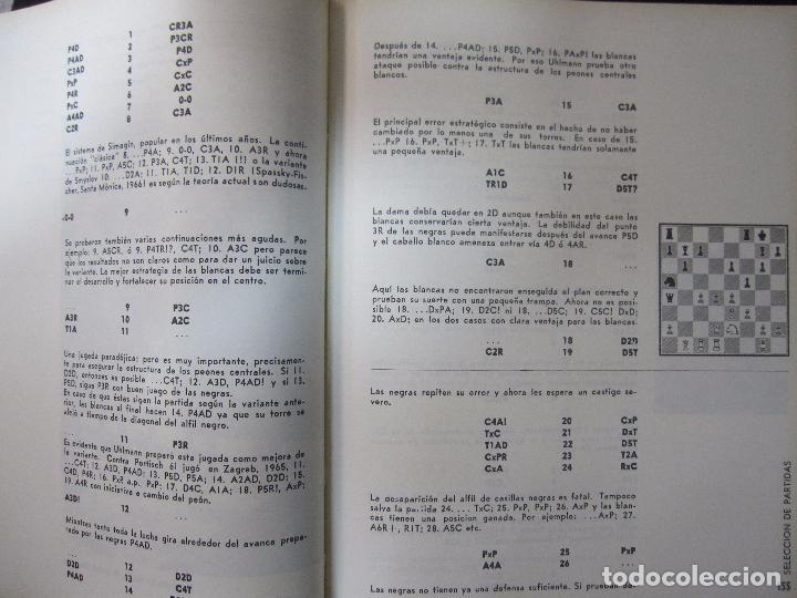 Libros de segunda mano: CUBA 66. XVII OLIMPIADA MUNDIAL DE AJEDREZ. HABANA, CUBA. 1968. ILUSTRADO. EN ESPAÑOL - Foto 8 - 66512418