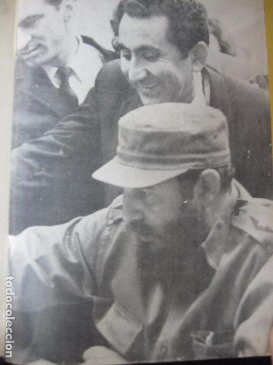 Libros de segunda mano: CUBA 66. XVII OLIMPIADA MUNDIAL DE AJEDREZ. HABANA, CUBA. 1968. ILUSTRADO. EN ESPAÑOL - Foto 3 - 66512666