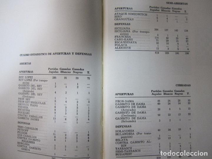 Libros de segunda mano: CUBA 66. XVII OLIMPIADA MUNDIAL DE AJEDREZ. HABANA, CUBA. 1968. ILUSTRADO. EN ESPAÑOL - Foto 6 - 66512666