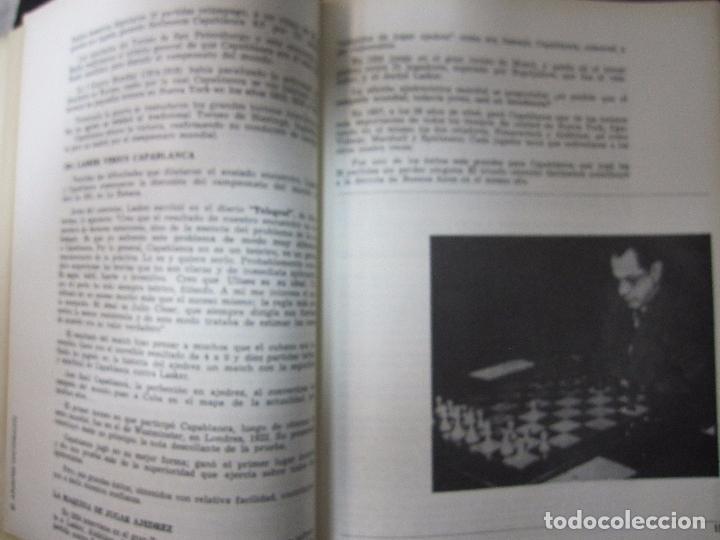 Libros de segunda mano: CUBA 66. XVII OLIMPIADA MUNDIAL DE AJEDREZ. HABANA, CUBA. 1968. ILUSTRADO. EN ESPAÑOL - Foto 11 - 66512666