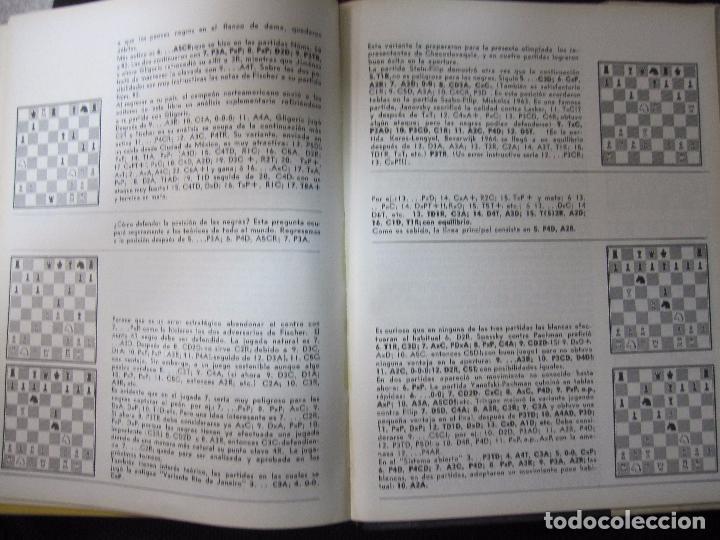 Libros de segunda mano: CUBA 66. XVII OLIMPIADA MUNDIAL DE AJEDREZ. HABANA, CUBA. 1968. ILUSTRADO. EN ESPAÑOL - Foto 12 - 66513834
