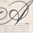 Libros de segunda mano: PEDRO ORTIZ ARMENGOL. DOLORES ARMIJO. HISTORIAS VIEJAS DE MANILA. MADRID 1991. DEDICATORIA AUTÓGRAFA. Lote 66728150