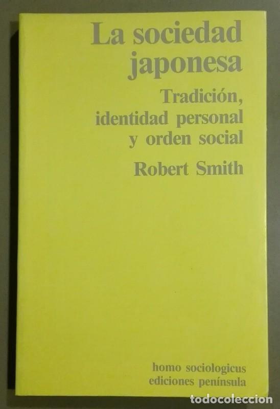 La sociedad japonesa tradici n identidad pers comprar en todocoleccion 66783382 - Libro orden japonesa ...