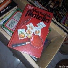 Libros de segunda mano: MANUAL DE FILATELIA. CIRCULO DE LECTORES. 1982. BUEN ESTADO.. Lote 66849417