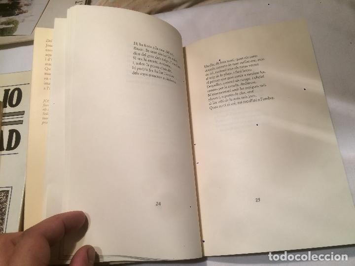 Libros de segunda mano: Antiguo libro del joc al seny escrito por Josep Riera año 1991 editorial Columna - Foto 3 - 66887458
