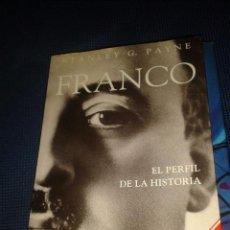 Libros de segunda mano: FRANCO. STANLEY G- PAYNE. Lote 64539079
