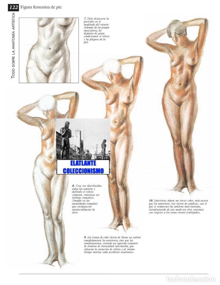 todo sobre la anatomía artística - manual impre - Comprar en ...