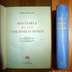 Gebrauchte Bücher - SÉDILLOT, René. Historia de las colonizaciones - 67086937