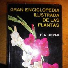 Libros de segunda mano: GRAN ENCICLOPEDIA ILUSTRADA DE LAS PLANTAS. Lote 67191945