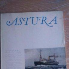 Libros de segunda mano: ASTURA. AÑO 1984 Nº 2. Lote 67298417