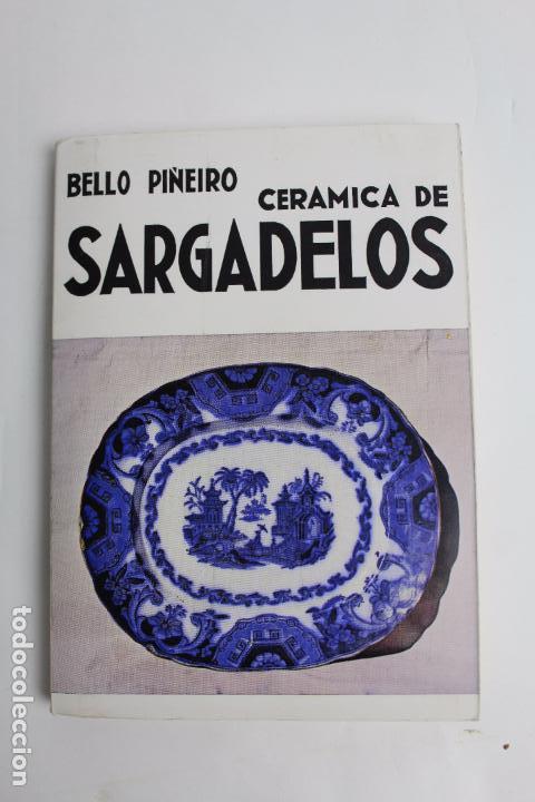 L 4199 ceramica de sargadelos b pi eiro 19 comprar for Libro in ceramica