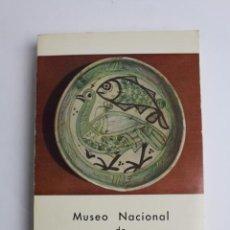 Libros de segunda mano: L- 4200. MUSEO NACIONAL DE CERAMICA, MANUEL GONZALEZ MARTI. . Lote 67374385