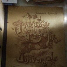 Libros de segunda mano: ATLAS GEOGRAFICO UNIVERSAL. Lote 67403237