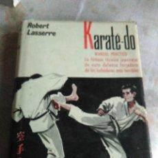 Libros de segunda mano: KARATE-DO. Lote 67407953