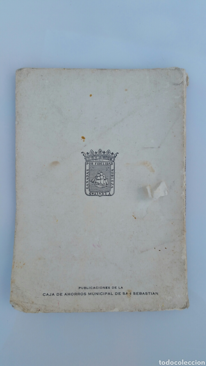 Libros de segunda mano: VILLAFRANCA DE ORDIZIA. JUAN OLAECHEA. SAN SEBASTIÁN 1970. CAJA AHORROS MUNICIPAL SAN SEBASTIÁN - Foto 4 - 67502778