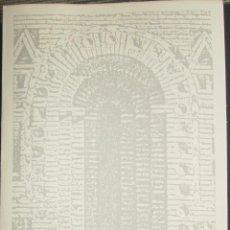 Libros de segunda mano: TERUEL MUDEJAR - DIBUJOS DE RAFAEL MARGALÉ - ED NUMERADA Y FIRMADA. CAJA DE AHORROS DE ZARAGOZA 1987. Lote 67552297