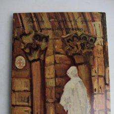 Libros de segunda mano: L- 4244. MONASTERIOS ESPAÑOLES, REVISTA GEOGRAFICA ESPAÑOLA, Nº44. 1967. . Lote 67565825