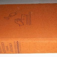 Libros de segunda mano: TRABAJOS MANUALES PARA JÓVENES. WOLLMANN (1973) VER ÍNDICE COMPLETO.. Lote 67589113