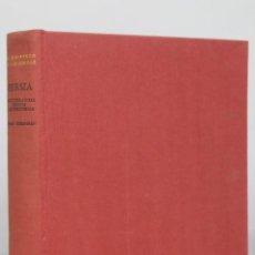 Libros de segunda mano: PERSIA. PROTOIRANIOS MEDOS AQUEMENIDAS. ROMAN GHIRSMAN. AGUILAR. COL. UNIVERSO FORMAS. Lote 67770141