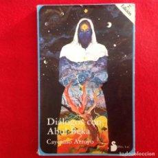 Libros de segunda mano: DIÁLOGOS CON ABUL BEKA, DE CAYETANO ARROYO, EDIT. SIRIO, 1985, 2 EDIC. 219 PÁGINAS, EN RUSTICA. Lote 128112770