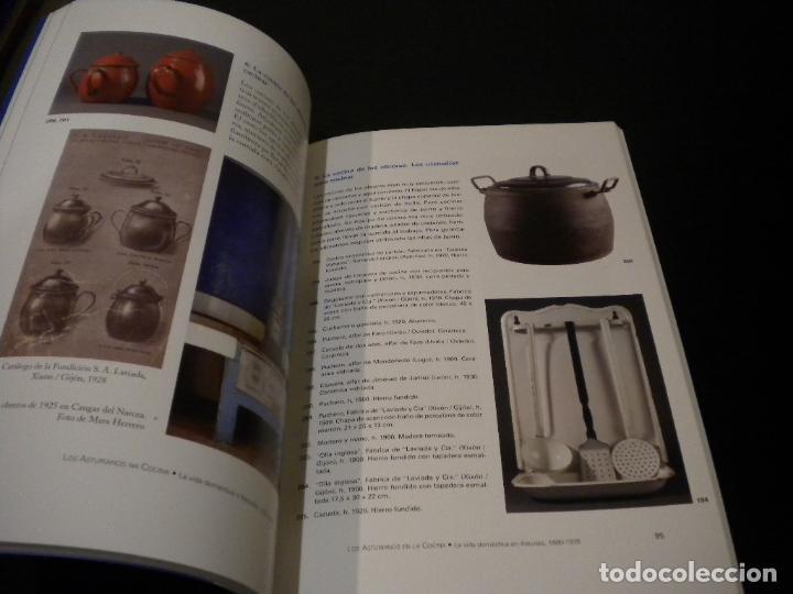 Libros de segunda mano: los asturianos en la cocina / la vida domestica en asturias 1800-1965 - Foto 3 - 67862489