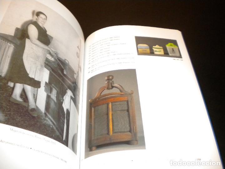Libros de segunda mano: los asturianos en la cocina / la vida domestica en asturias 1800-1965 - Foto 4 - 67862489