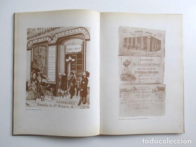 Libros de segunda mano: CINCUENTA AÑOS DE LUZ DE GAS, BARCELONA EN LA SEGUNDA MITAD DEL SIGLO XIX, TAPA DURA, MUY RARO. 1978 - Foto 11 - 67887457