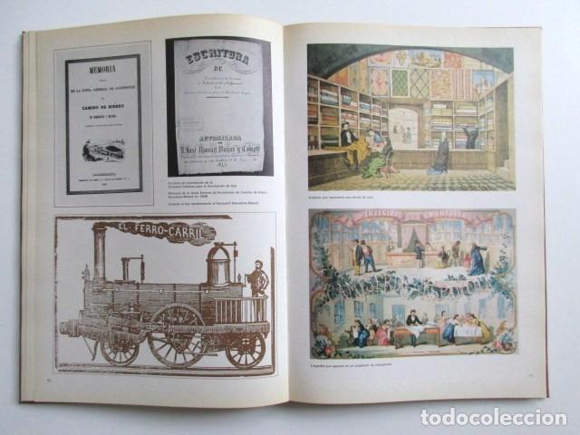 Libros de segunda mano: CINCUENTA AÑOS DE LUZ DE GAS, BARCELONA EN LA SEGUNDA MITAD DEL SIGLO XIX, TAPA DURA, MUY RARO. 1978 - Foto 12 - 67887457