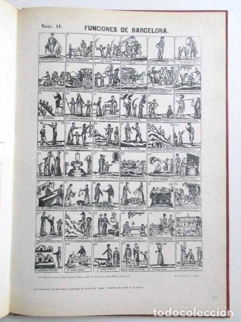 Libros de segunda mano: CINCUENTA AÑOS DE LUZ DE GAS, BARCELONA EN LA SEGUNDA MITAD DEL SIGLO XIX, TAPA DURA, MUY RARO. 1978 - Foto 22 - 67887457
