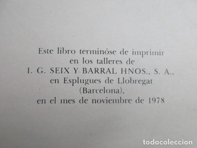 Libros de segunda mano: CINCUENTA AÑOS DE LUZ DE GAS, BARCELONA EN LA SEGUNDA MITAD DEL SIGLO XIX, TAPA DURA, MUY RARO. 1978 - Foto 27 - 67887457
