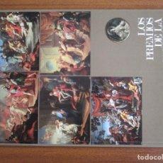 Libros de segunda mano: LOS PREMIOS DE LA ACADEMIA REAL ACADEMIA DE BELLAS ARTES DE SAN FERNANDO. Lote 67938549