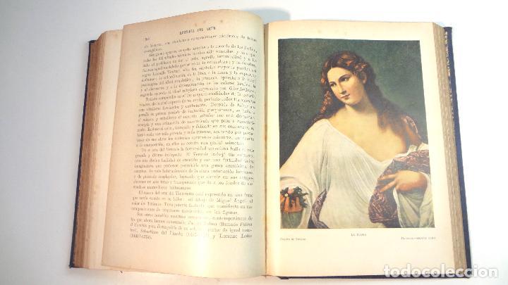 Libros de segunda mano: HISTORIA DEL ARTE-J.F.RAFOLS-RAMOSN SOPENA-1942 - Foto 3 - 68057457