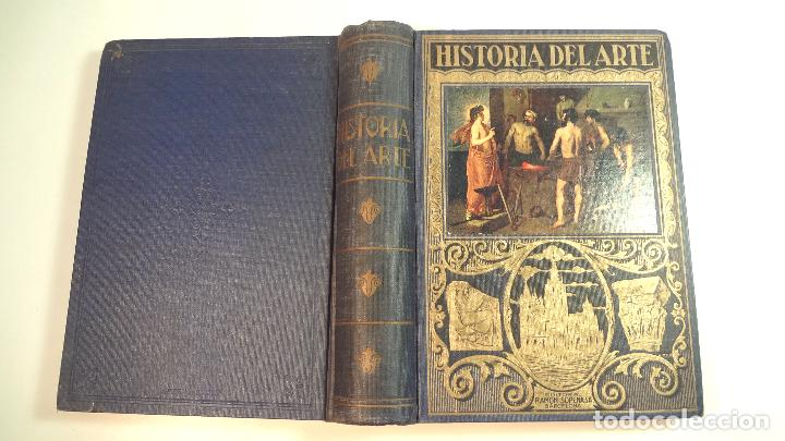 Libros de segunda mano: HISTORIA DEL ARTE-J.F.RAFOLS-RAMOSN SOPENA-1942 - Foto 4 - 68057457