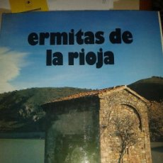 Libros de segunda mano: ERMITAS DE LA RIOJA.. Lote 67221849