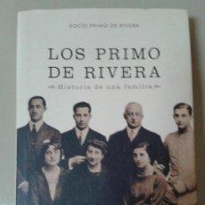 Libros de segunda mano - LOS PRIMO DE RIVERA. ROCIO PRIMO DE RIVERA - 67381873