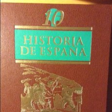 Gebrauchte Bücher - HISTORIA DE ESPAÑA TOMO V BORBONES NAPOLEON - 68342185